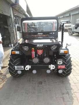 Tractor grip tyre Monster Jeep open type