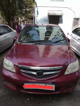 Honda City ZX 2006 CNG 1 st owner