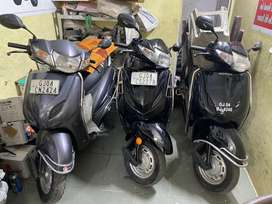Honda Activa 3G, 4G, 5G all Available
