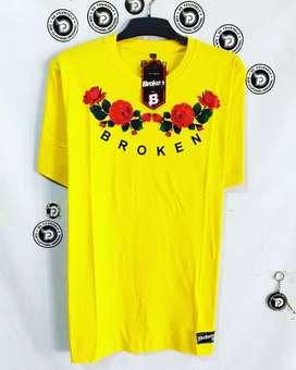 T Shirt//Kaos Pria//Kaos Wanita//Kaos Distro//Original//Lengan Pendek