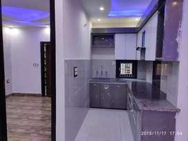 2 Bhk builders floor super modular kitchen near metro station
