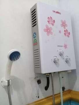 Gresik 0 Water Heater Gas Niko