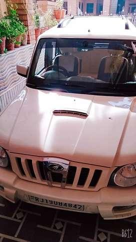Mahindra Scorpio M HAWK 2013 Diesel Well Maintained