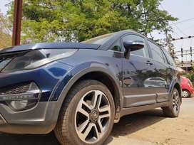 Tata Hexa 2017 Diesel Well Maintained