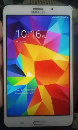 Samsung Tab 4 7' Inches in excellent condition.