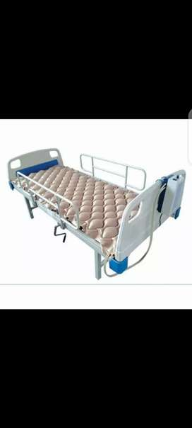 Air Mattress, ,Glucometer, Massager (Delivery Available),Patient Bed