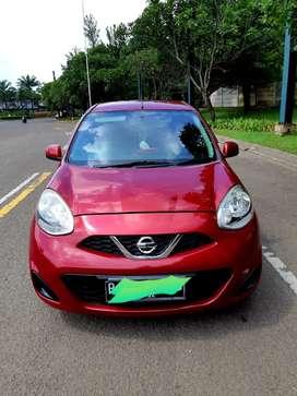 Jual Nissan March tahun 2014