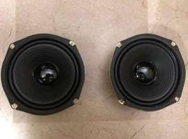 6 inch toyota component speakers
