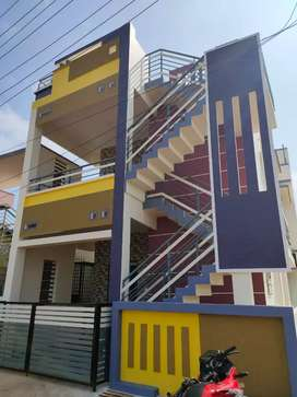 22×50 G/F Brand new house for sale in j.p.nagar muda property