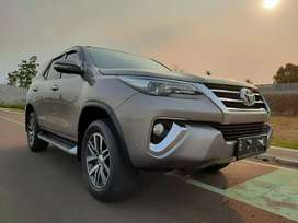 Toyota Fortuner VRZ 2.4 AT 2016 (Matic-Diesel) km_55rb record limited