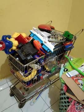 trolley / Troli Barang
