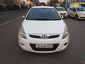 Hyundai I20 Asta 1.2 with AVN, 2010, Petrol