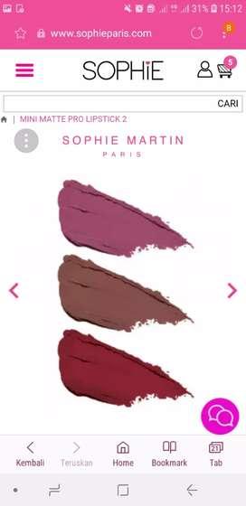 Lipstik mini sophie