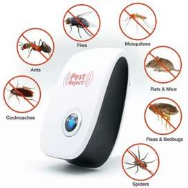 #Mosquitoes Killer (A silent Untraslonic Waves Mosquitoes Repeller)