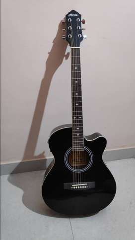 Hertz Semi Acoustic Guitar HZA 4000 (Excellent condition)