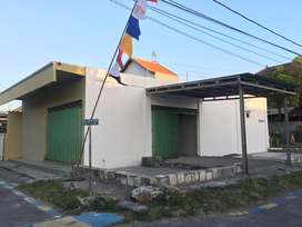 Dijual Ruko(Rumah Toko) bekas toko bangunan, Pongangan, Manyar, Gresik