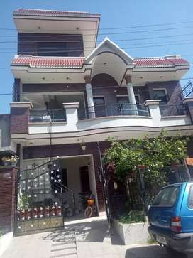 One room attached watchroom with balcony  in model town
