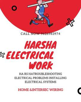 HARSHA ELECTRICAL WORK