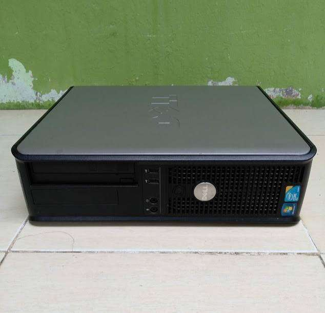 CPU Dell Optiplex 380 (Branded bukan rakitan)) 0