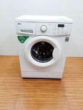 LG 5.5kg front load washing machine