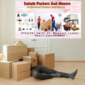 Sohaib Packers And Movers