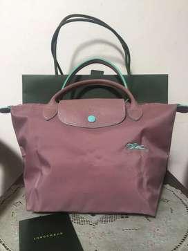 Tas Longchamp Paris Pink