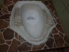 jasa (pak amat servis) wc tumpat sedot westafel sanyo saluran sumbat