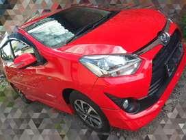 Toyota Agya G TRD 2019 odo 7 ribu