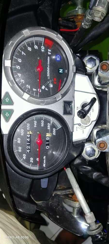 Honda Tiger Revo cw tahun 2013 velg doble