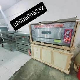 Original South star pizza oven with 2 trays we hve deep fryer mixer