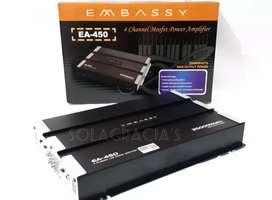 Paket audio Mobil Embassy Menggelegar