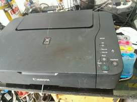 printer canon MP 237+modif scan copy