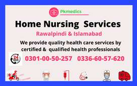 Home Nursing Services /Home Patient Care in Rwalpindi & Islamabad