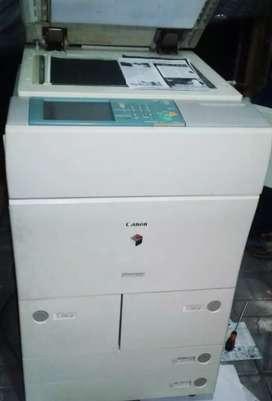 Ir 5050 gruop mesin fotocopy bagus + Bergaransi