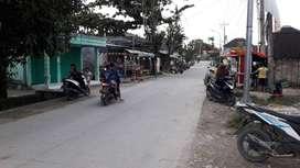 Disewakan Toko Lokasi Ramai Dekat Pasar