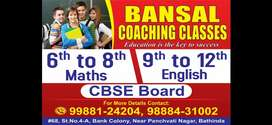 BANSAL COACHING CLASSES