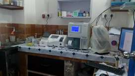 Want Lab technician to work in laboratory