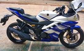 Yamaha R15 2014 udah jarang di pakai gan
