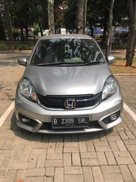 Rental mobil brio 2017 plus supir