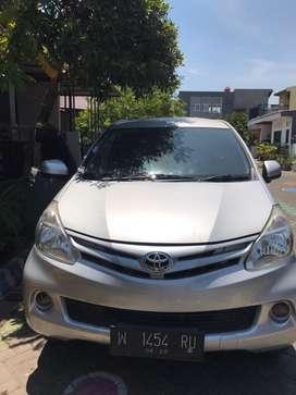 Avanza e mt airbag 2015 DP minim KM rendah