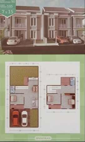 """Alam Intan  """"Comfortable Residential""""- DP 20% 6x, Angs 5 Jt"""
