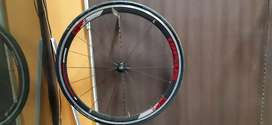 Wheelset sepeda balap Carbon URSUS made in Italy