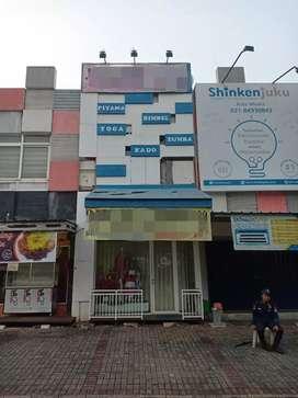 Ruko Siap Usaha dan Strategis di Kota Wisata Cibubur
