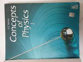 HC Verma, Concepts of Physics - 1