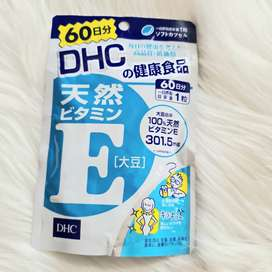 Ready DHC Vitamin E dijamin Original Jepang Vitamin kulit DHC 60days