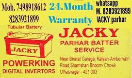 Jacky Parhar Battery and Inverter service