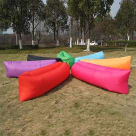 Kasur Ingin Lazy Bag Air Sofa Bed