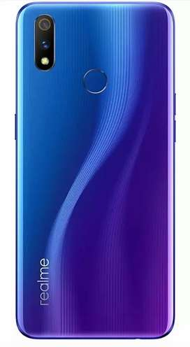 Realme 6gb64gb nitro blue