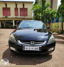 Honda Accord 3.0 V6 Automatic, 2007, Petrol