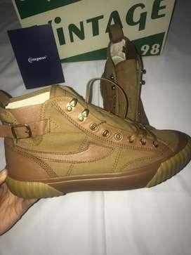 Sepatu Compass x Oldblue Size 42